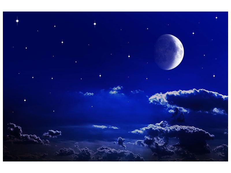 Klebeposter Der Nachthimmel - 90 x 60 cm